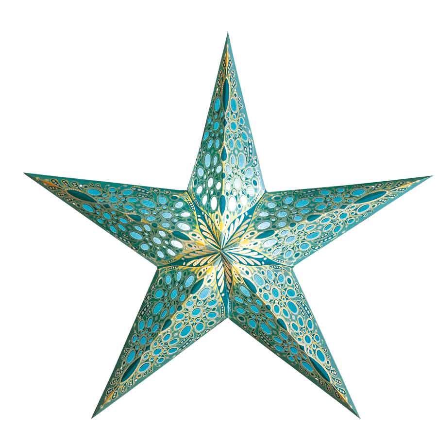 starlightz festival turquoise - size M