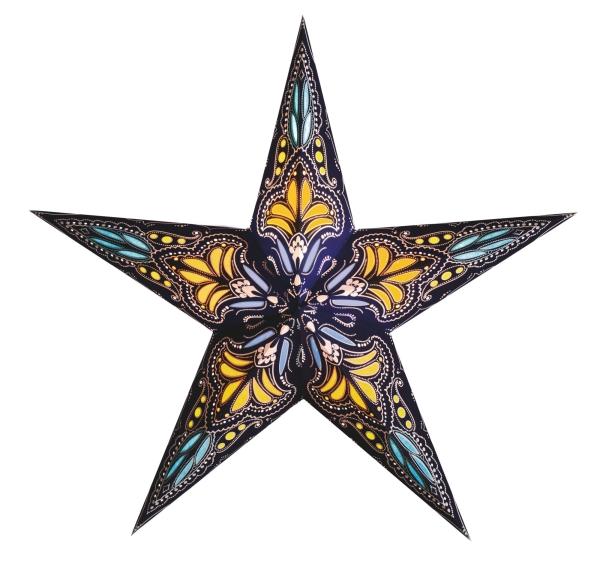 starlightz jaipur blue/yellow - size M