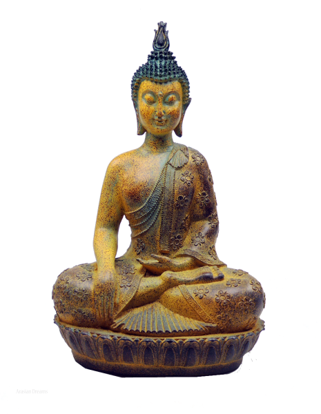 Buddha Phanwo, ca. 45 cm Höhe