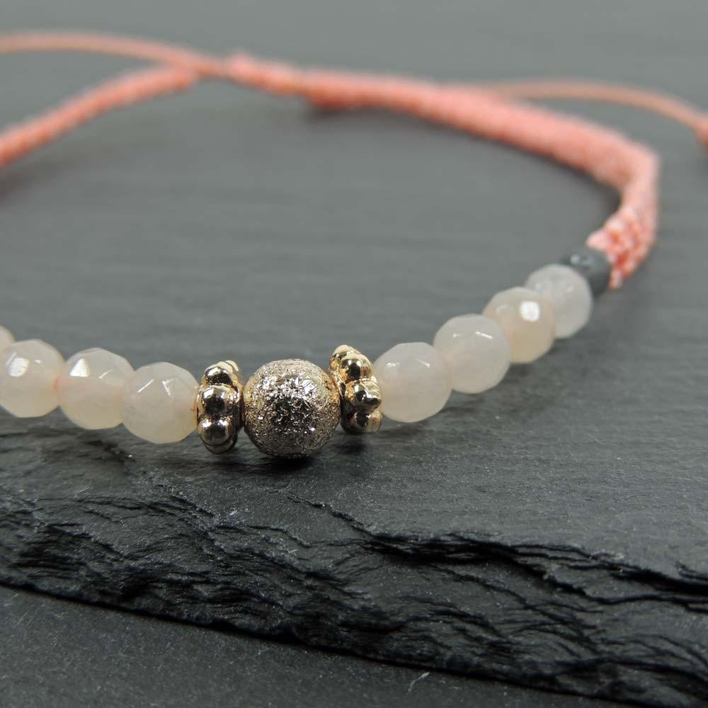Armband Lotus - Jade - Fineline by Katahati
