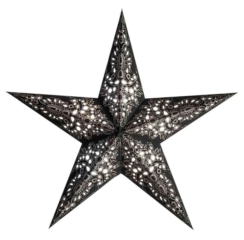 starlightz mono black / silver size M