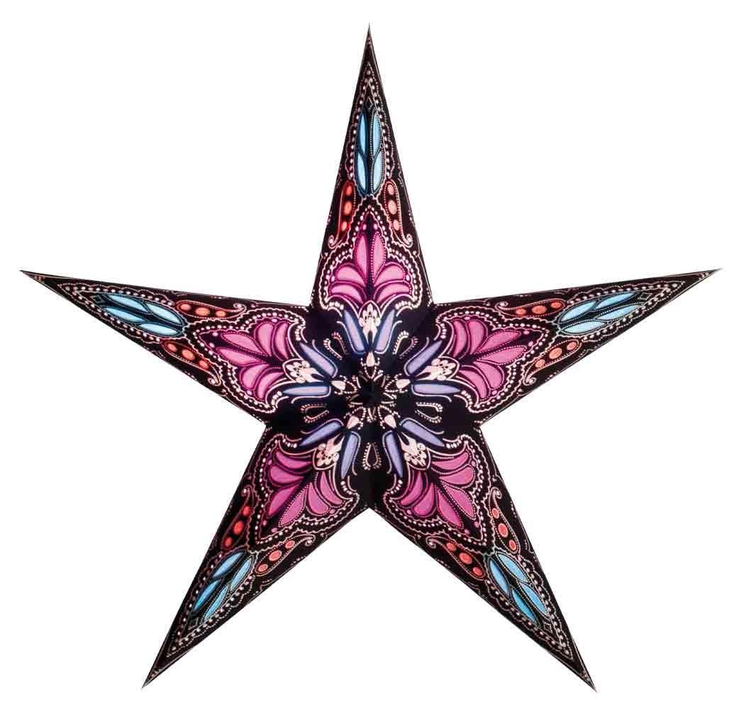 starlightz jaipur black/pink - size M