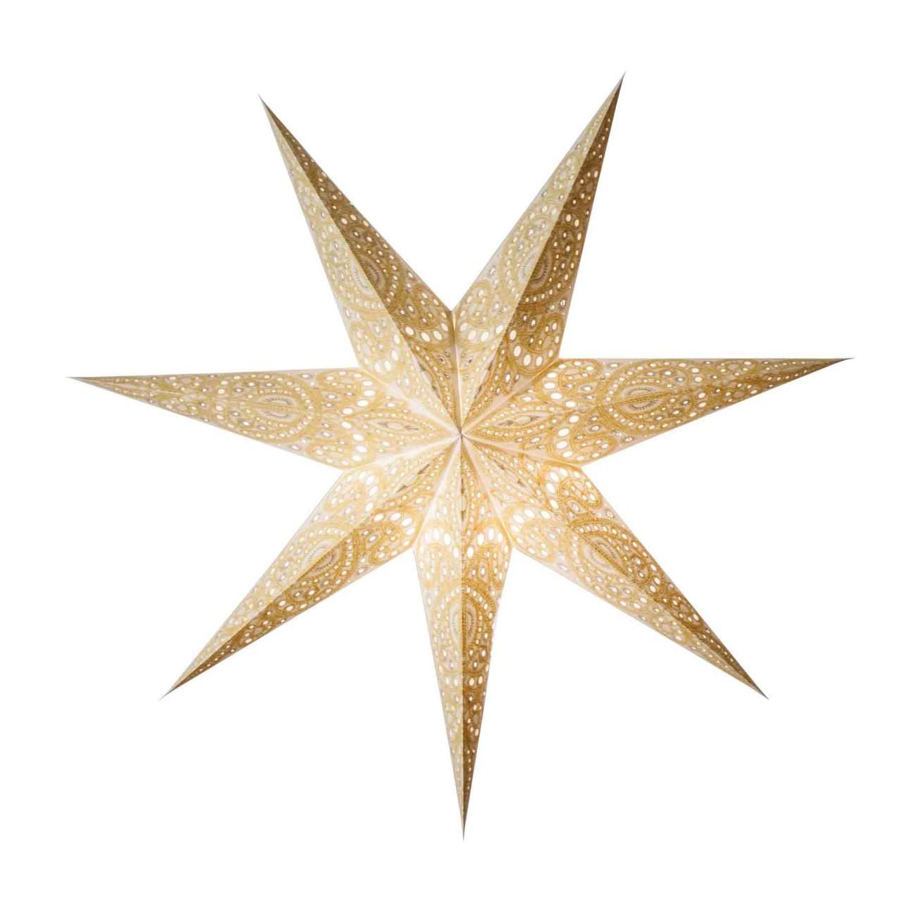 starlightz kashmir white - size M
