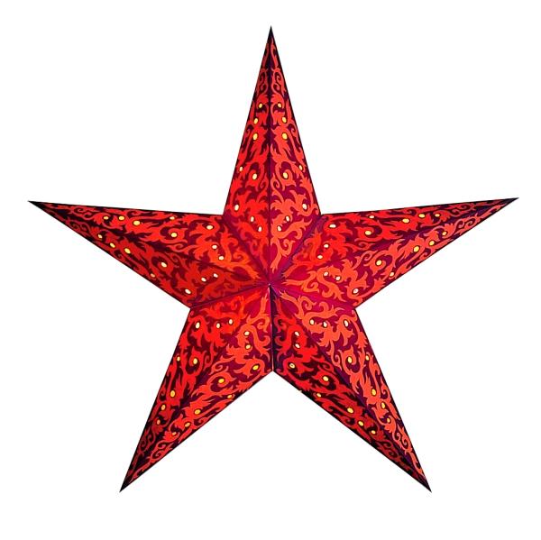 starlightz furnace red/orange - size M