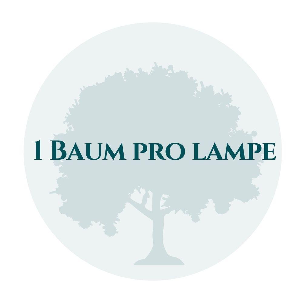 1 Baum pro Sweet Mint Lampe