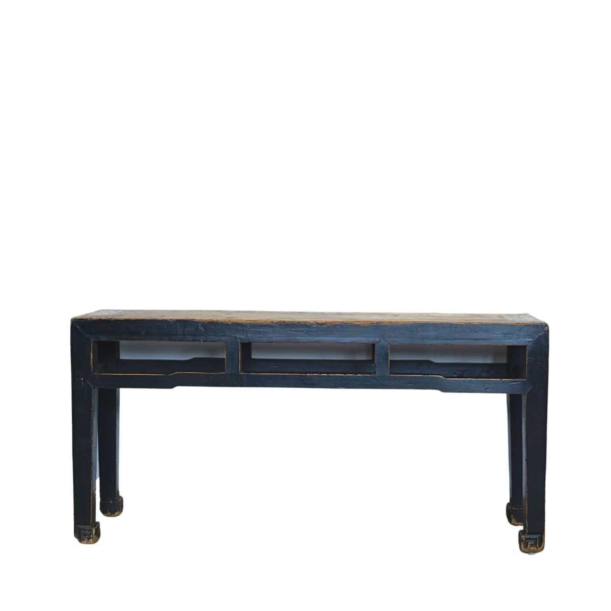 Sitzbank 101 cm Shandong Original China Möbel ca. 100 Jahre alt