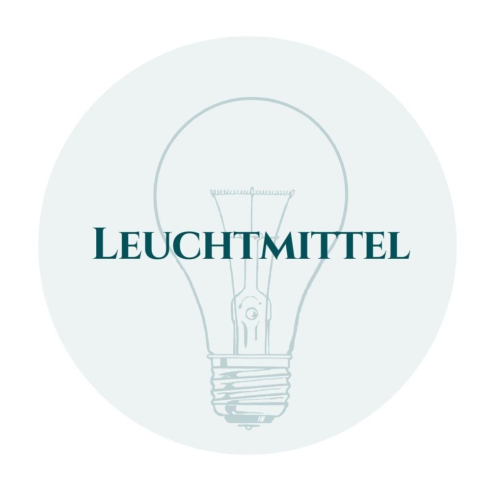 Leuchtmittel Sweet Mint Lampe