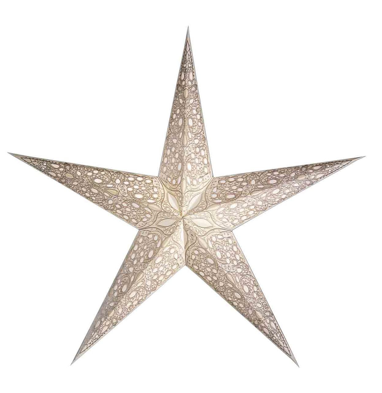 starlightz maharaja white - size L