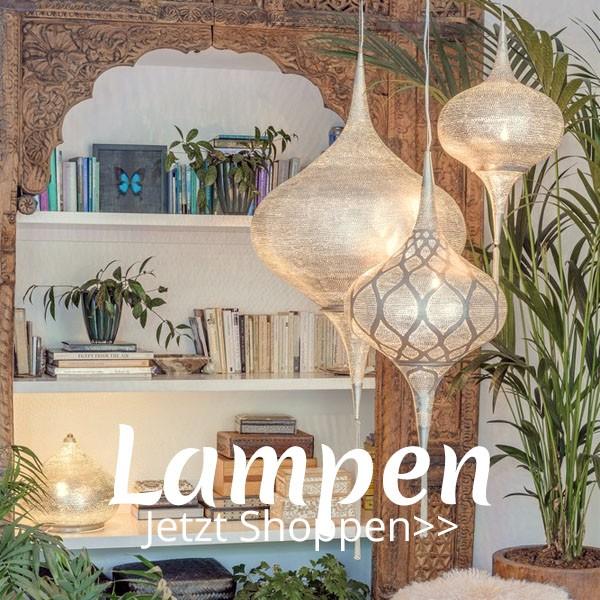 Orientalische Lampen Und Wohnaccessoires Arasian Dreams